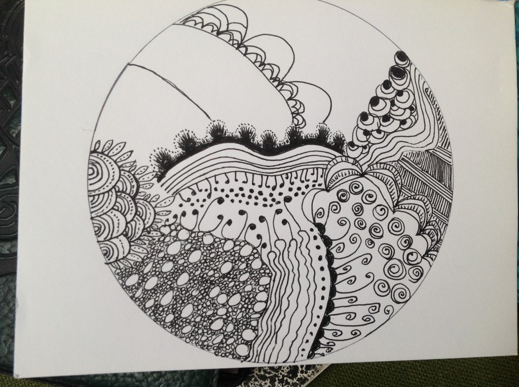 Zen Doodle Example 1