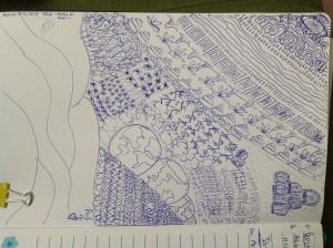 Zen Doodle Example 3