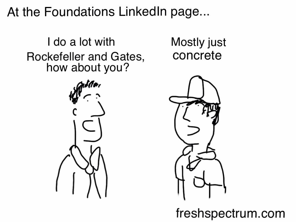 LinkedIn Foundations Page