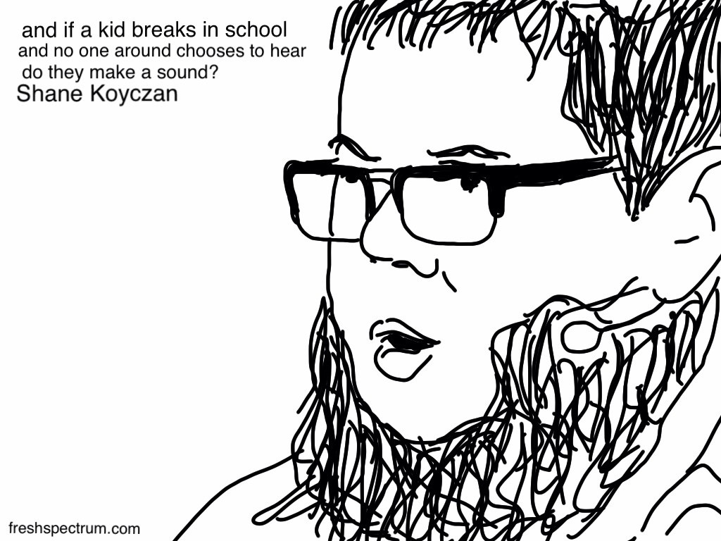 Shane Koyczan from To This Day