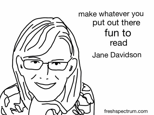 Jane Davidson Advice