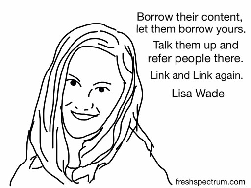 Lisa Wade Advice