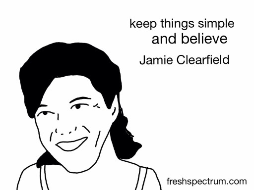 Jamie Clearfield Advice