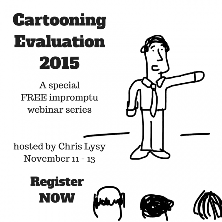 Cartooning Evaluation 2015