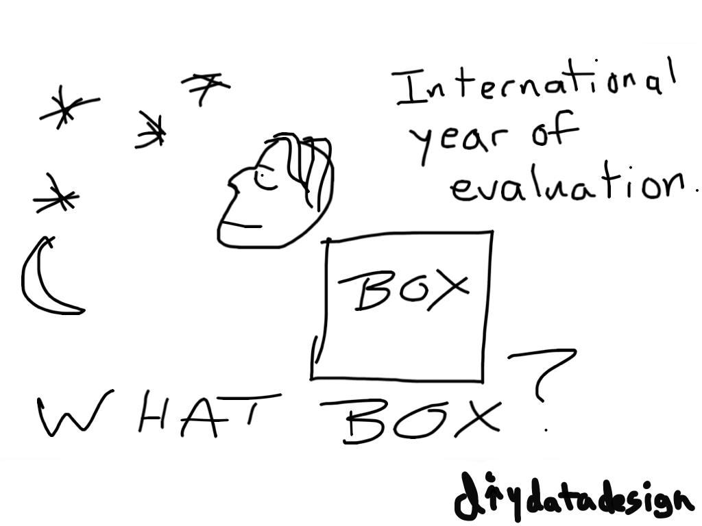 What box cartoon by John Gargani