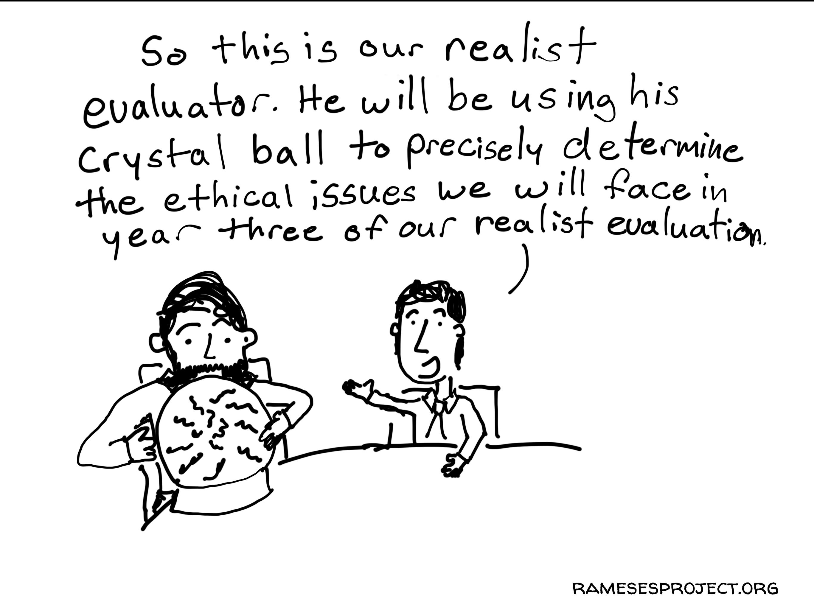 Crystal Ball Evaluator