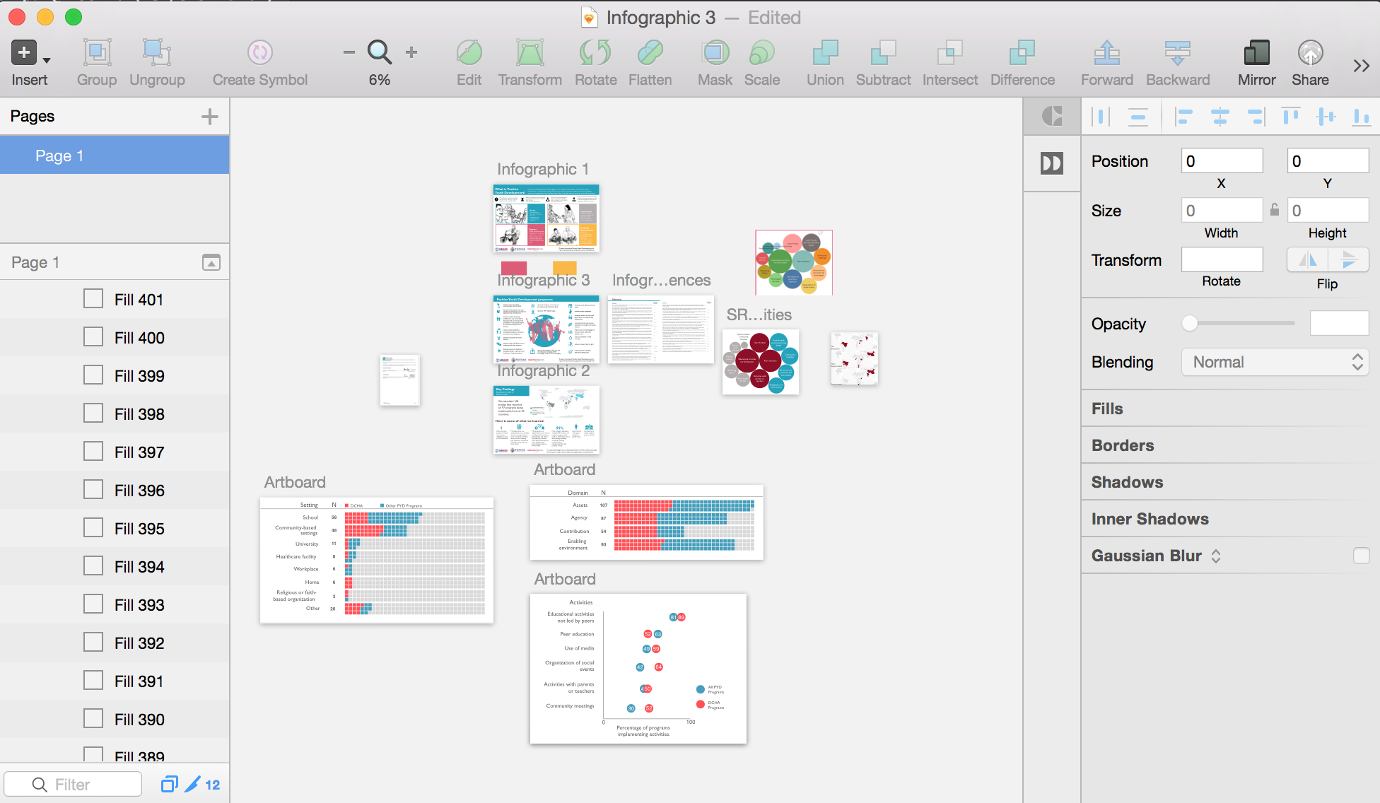 Open Canvas Charting with SketchApp