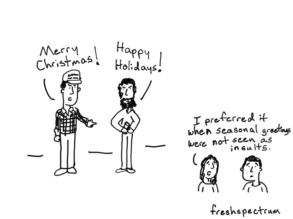 Evaluating Christmas
