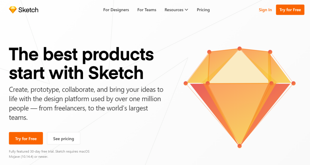 Sketch Prototyping Tool