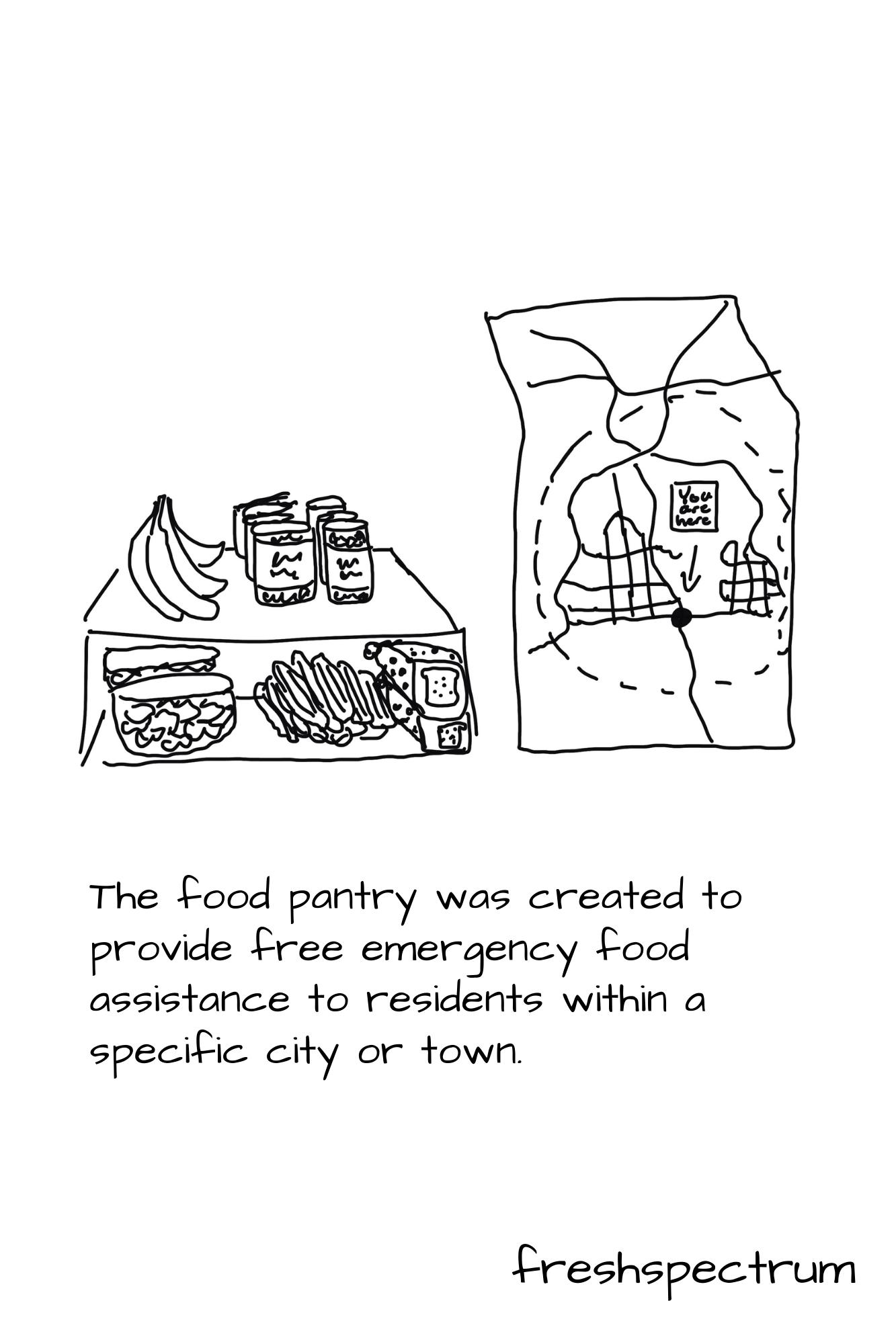 Shrodinger's Outcome Graphic Novella by Chris Lysy of freshspectrum.com.  Illustration 2.