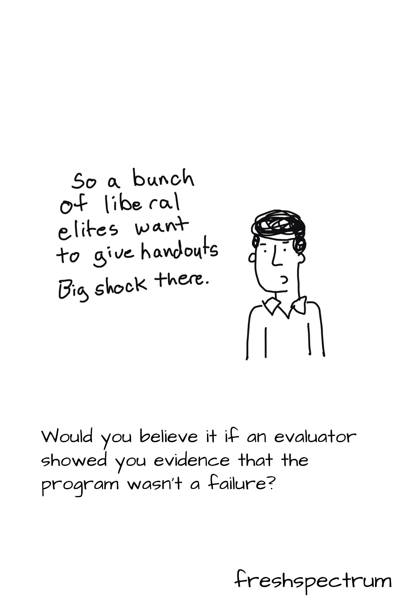 Shrodinger's Outcome Graphic Novella by Chris Lysy of freshspectrum.com.  Illustration 12.