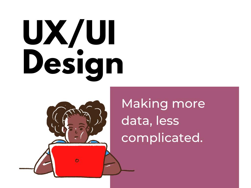 DiY Data Design - UX/UI Design - Making more data, less complicated.